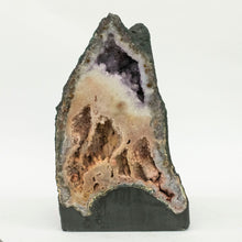 One Of Amethyst Cathedral Pair