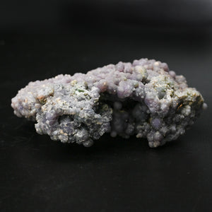 Side View Of Grape Agate Cluster