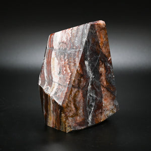 Highly Polished Dragon Red Jasper