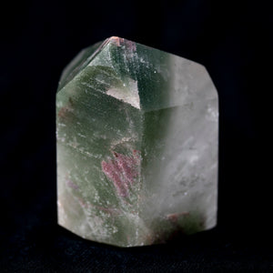 Cut & Polished Brazilian Crystal Point