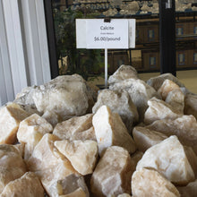 Calcite $6.00 Per Pound Bulk Purchase Large Pieces Rough Uncut