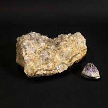 Bulk Uncut Light Amethyst Druzy Rough
