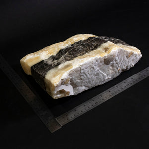 Phantom Calcite Zebra Stone Rough Stones $8.00 Per Pound