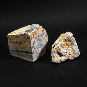 Bumble Bee Eclipse Jasper Uncut Rough Rock $30 Per Pound
