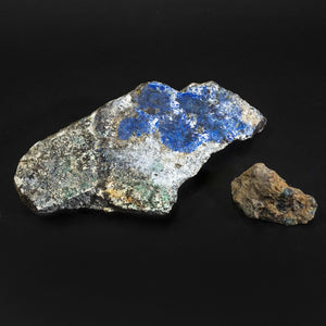 Bulk Azurite Stones Uncut Unpolished Rough
