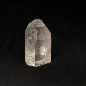 Chlorite Quartz Polished Point Brazil