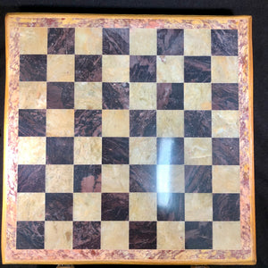 Soapstone Chess Board