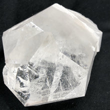 Close Up Of Large Point On Quartz Crystal Twin From Ron Coleman Mine