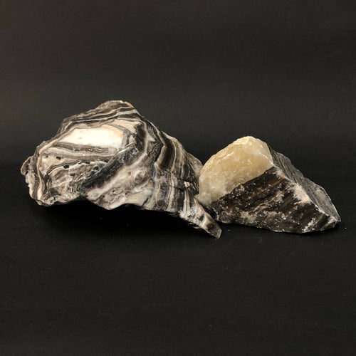 Zebra Calcite Sold By The Pound