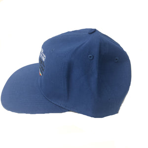 Royal Blue Baseball Cap Souvenir Ron Coleman Mining