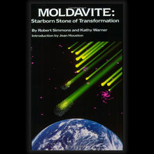 Book - Moldavite: Starborn Stone of Transformation Crystals New Age