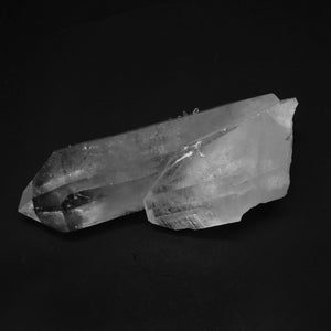 Large Clear Arkansas Crystal Point