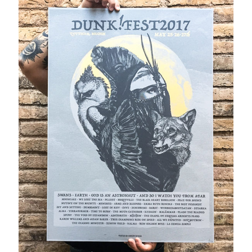 ERROR! DESIGN - dunk!fest 2017