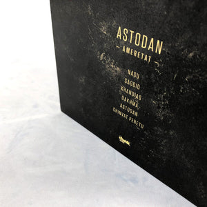 ASTODAN - Ameretat [CD]