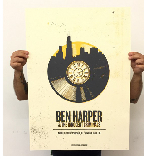 ERROR! DESIGN - Ben Harper