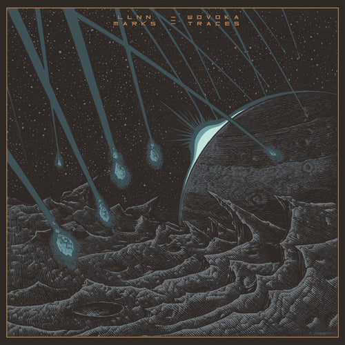 WOVOKA / LLNN - Traces/Marks [CD]