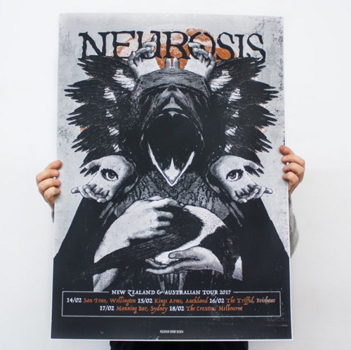 ERROR! DESIGN - Neurosis 2017