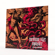 Medium Size Monster - Es War Lebendig [CD]