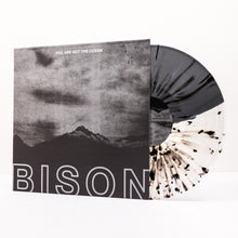 BISON - You Are Not The Ocean You Are The Patient [LP]