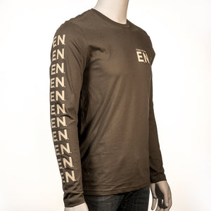 TIDES OF MAN - Long Sleeve Shirt