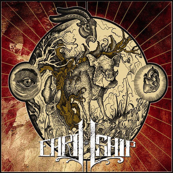 EARTHSHIP - Exit Eden [CD]