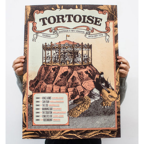 ERROR! DESIGN - Tortoise 2017