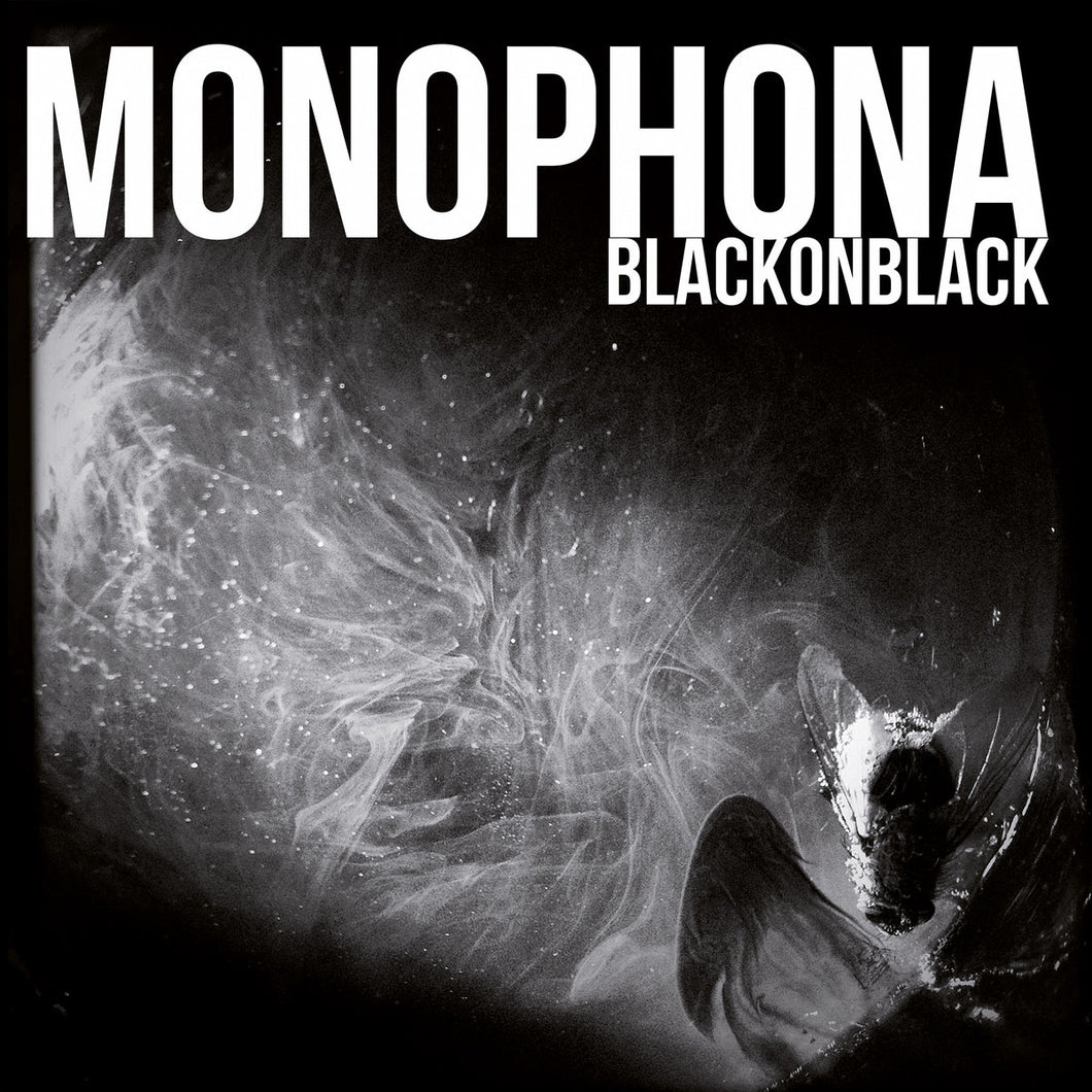 MONOPHONA - Black on Black [CD]