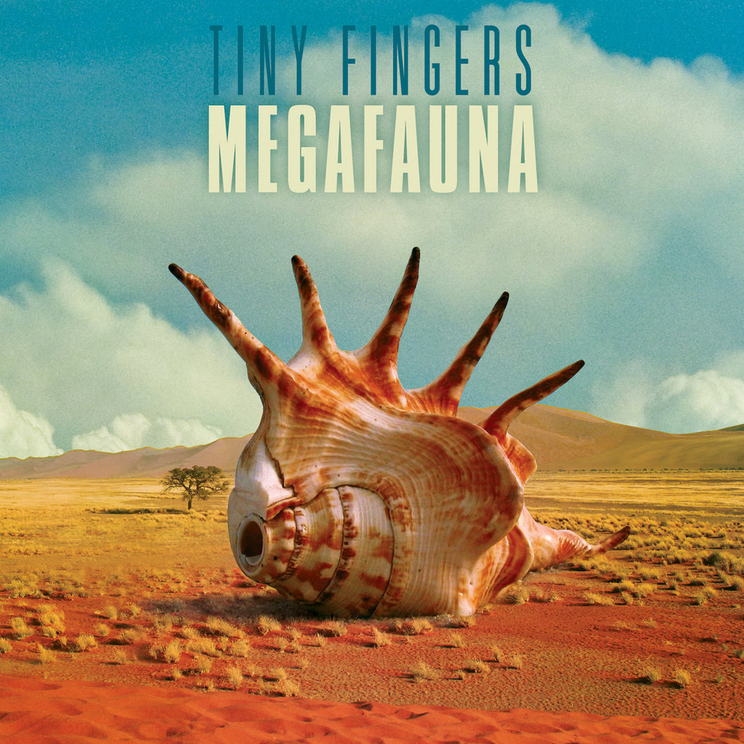 TINY FINGERS - Megafauna [CD]