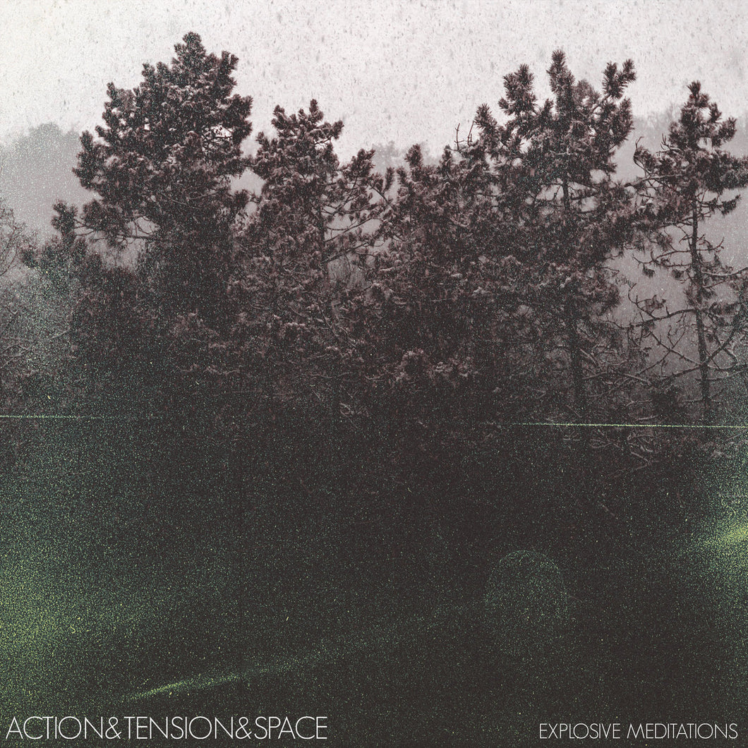 ACTION & TENSION & SPACE - Explosive Meditations [CD]