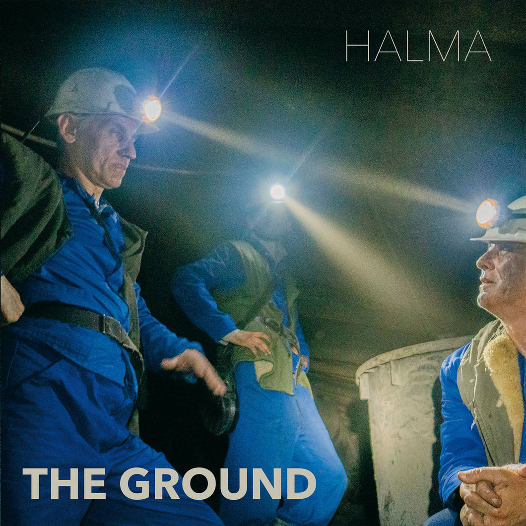 HALMA - The Ground [LP]