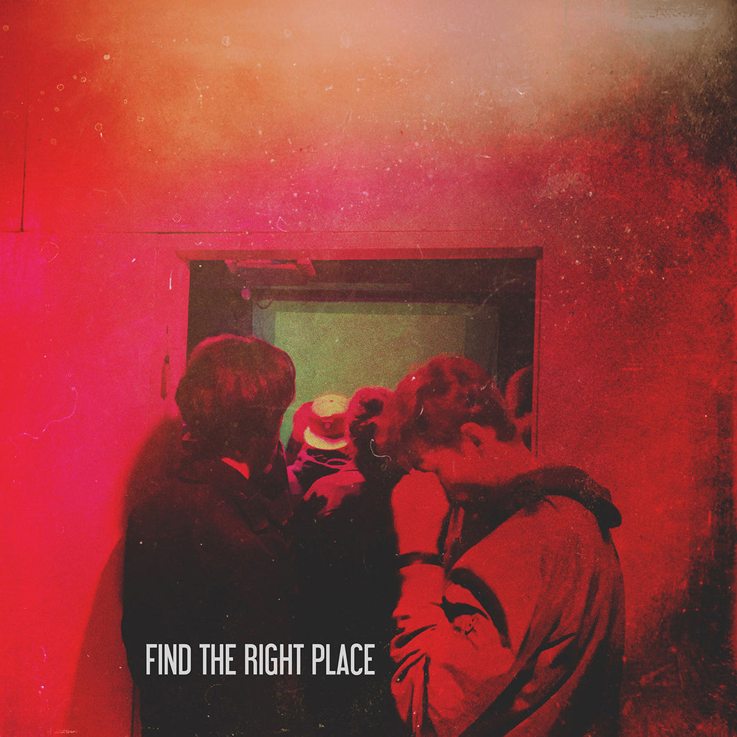 ARMS AND SLEEPERS - Find The Right Place [CD] (pre-order)