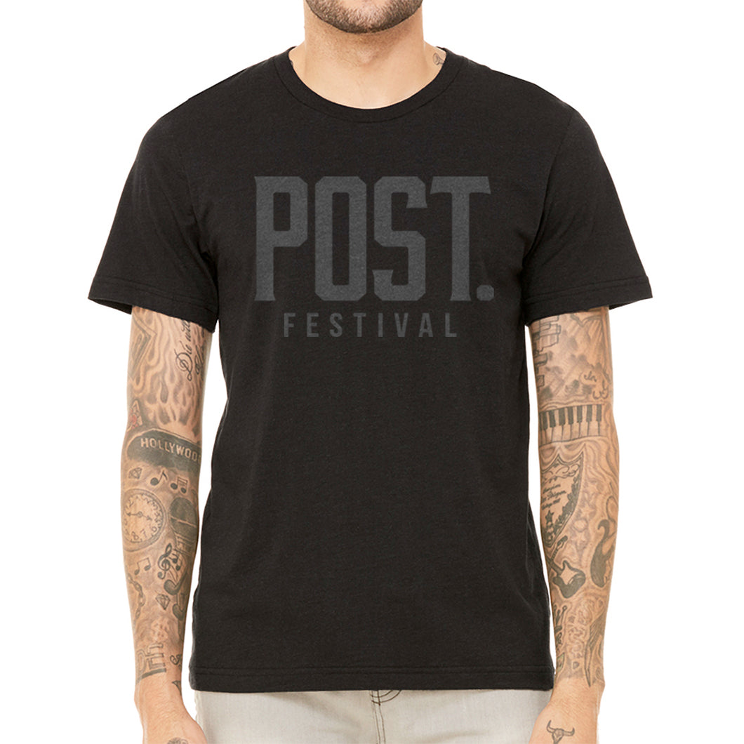 POST. FESTIVAL - Logo Shirt
