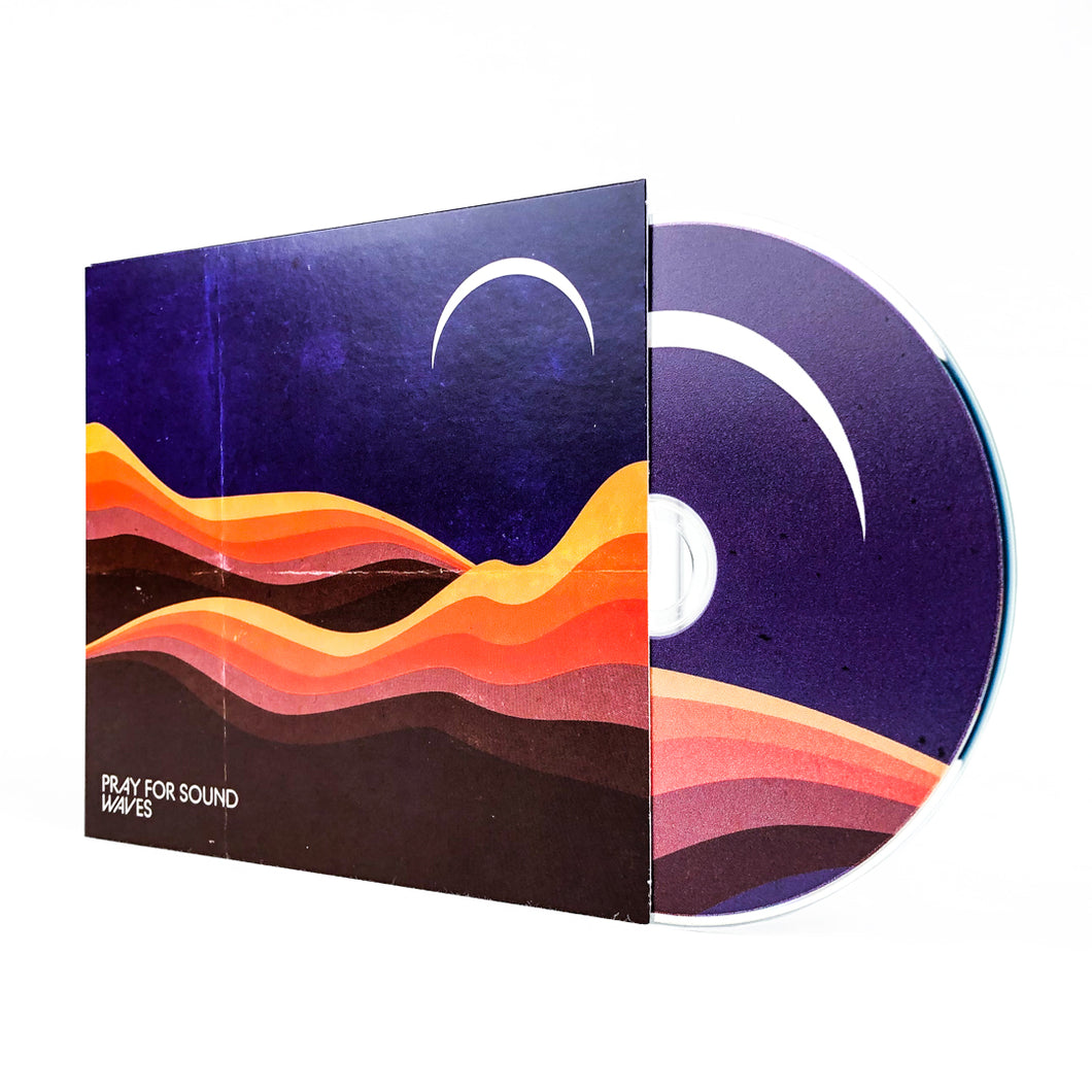 PRAY FOR SOUND - Waves [CD]