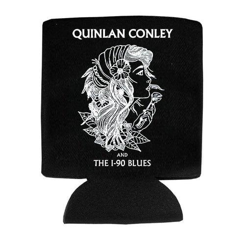 QUINLAN CONLEY & THE I-90 BLUES - Roma Koozie
