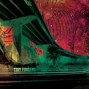 TINY FINGERS - We Are Being Held By The Dispatcher [CD]