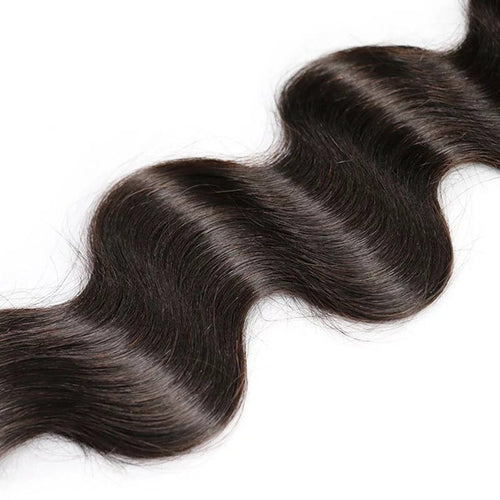 Bodywave Wefted Remy Hair