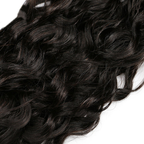 Natural Wave Remy Wefted Hair