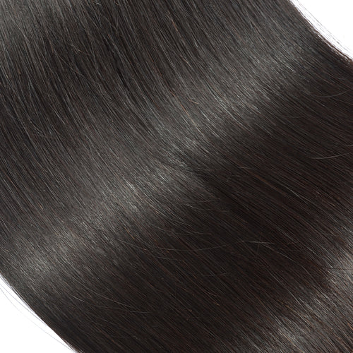 Virgin Straight Wefted Remy Hair