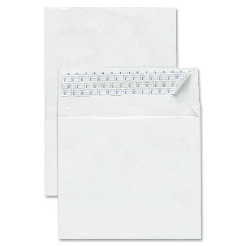 Sparco Plain Open Side Tyvek Expansion Envelopes