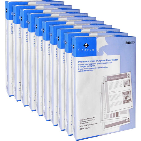Sparco Multipurpose Copy Paper