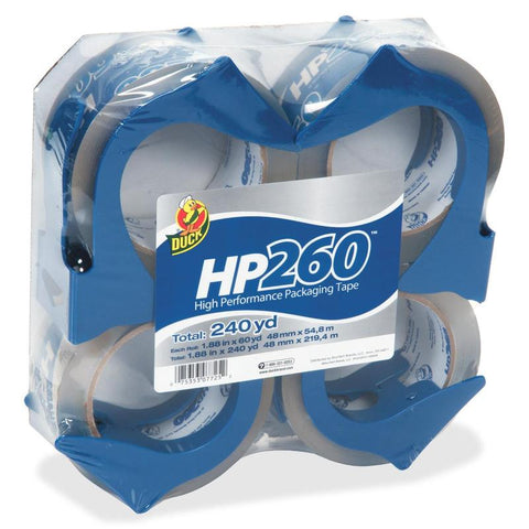 Duck Brand HP260 Packing Tape with Reusable Dispenser