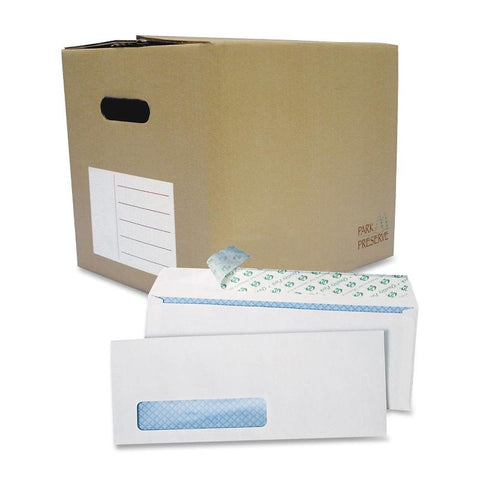 Quality Park No. 10 Window Bulk-pack Envelopes