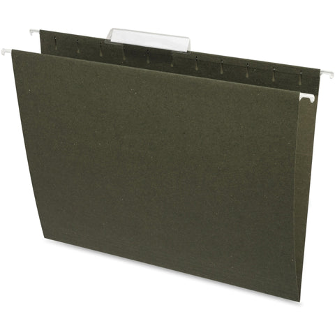 Business Source 1/3 Cut Standard Hanging File Folders