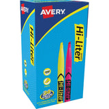 Avery Pen Style Fluorescent Highlighters
