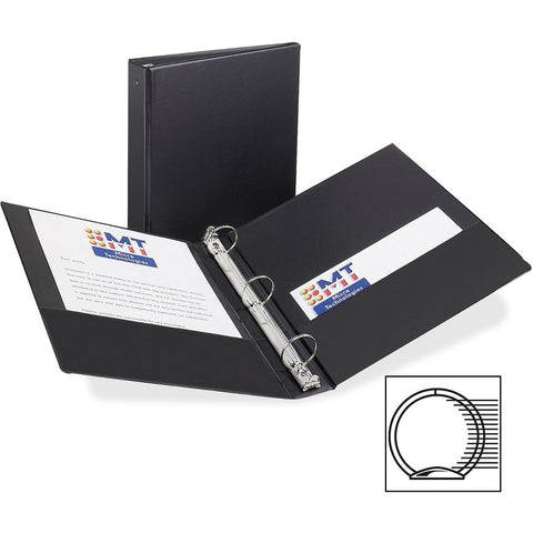 Avery Economy Binders with Round Rings