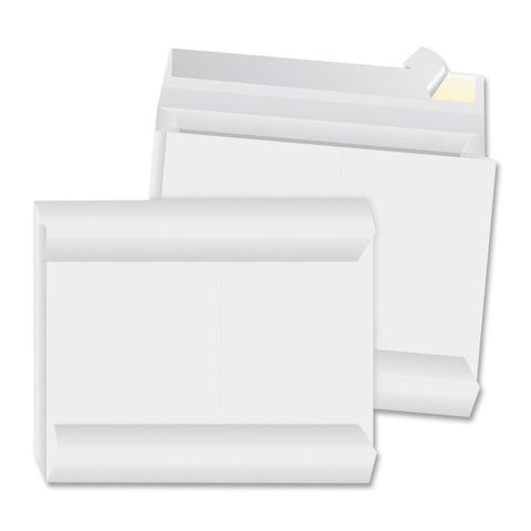 Business Source Tyvek Side-openning Envelopes