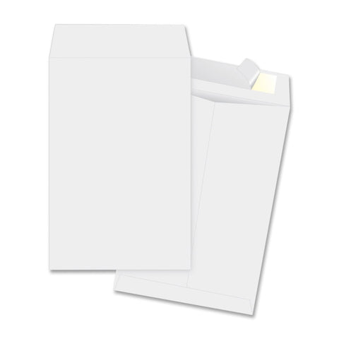Business Source Tyvek Open-end Envelopes