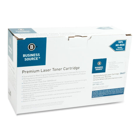 Business Source Remanufactured Toner Cartridge - Alternative for HP 98X (92298X)