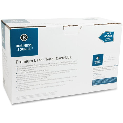 Business Source Remanufactured Toner Cartridge - Alternative for HP 39A (Q1339A)