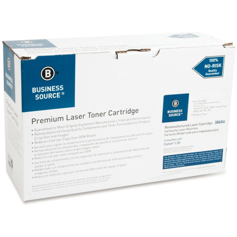 Business Source Remanufactured Toner Cartridge - Alternative for Canon (L50)